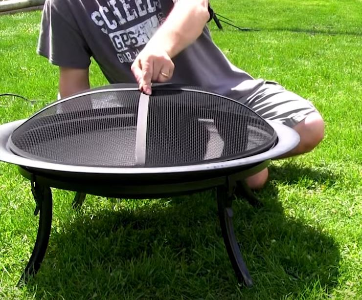 Fire pit pics for How to build a portable fire pit