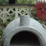 chiminea pizza oven and grill