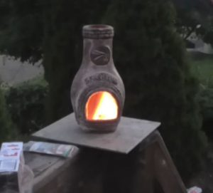 small chimineas for tables