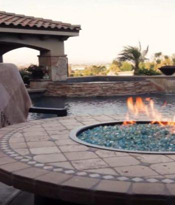 backyard fire pit ideas designs