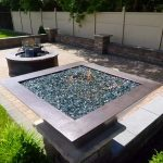 backyard fire pit images