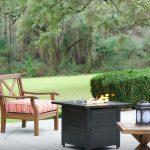 cool backyard fire pit ideas