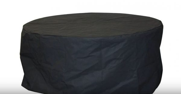 fire pit covers 30 inches