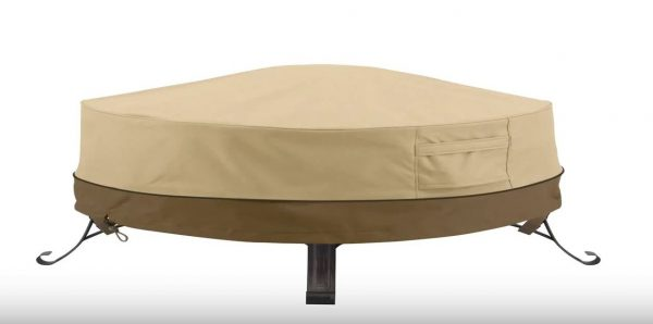 fire pit covers heavy duty