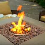 fire pit designs in yard