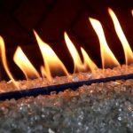fire pit glass 20lbs