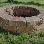 fire pit ring diy