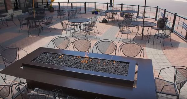 fire pit table inserts