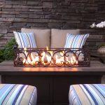 fire pit table set