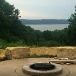 outdoor fire pit ideas diy