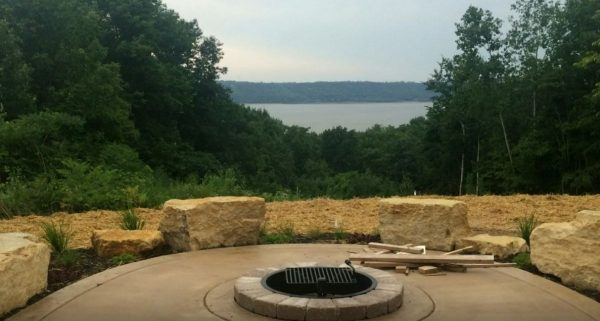 outdoor fire pit ideas diy