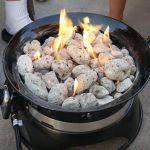 portable fire pits backyard