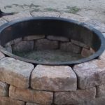 rumble stone fire pit insert