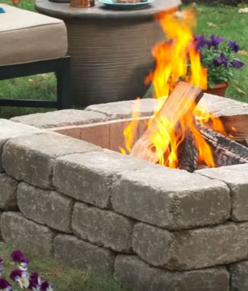 stone fire pits outdoor fire pit designs