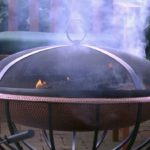 bbq and fire pit