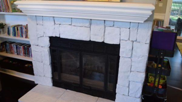 cheap fireplace doors