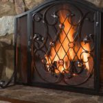 cheap fireplace screens