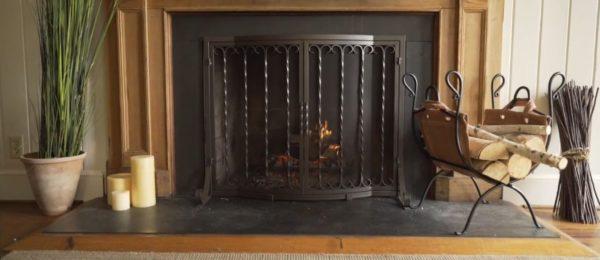 contemporary acasia home screens accesory decors gorgeous fireplace