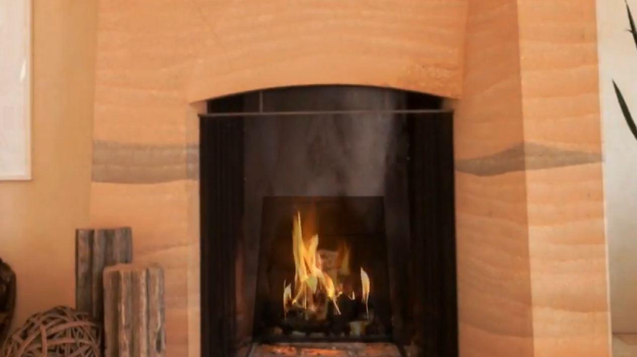 Corner Gas Fireplace Design Ideas