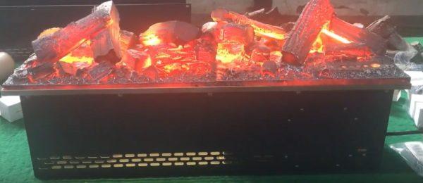 fake fireplace entertainment center