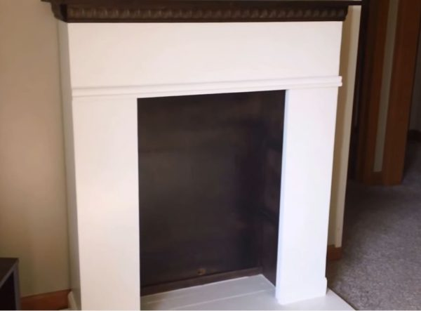 fake flames for fireplace