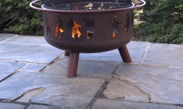 fire pit area ideas