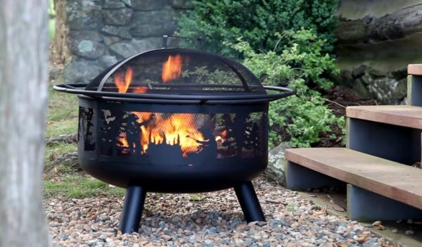 fire pit ideas diy