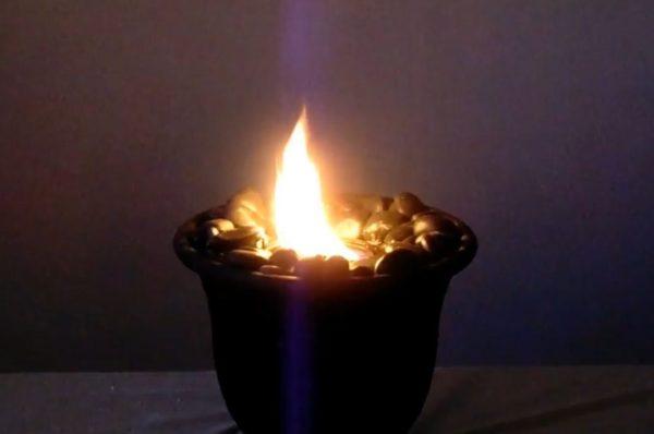 firebowl fire pit