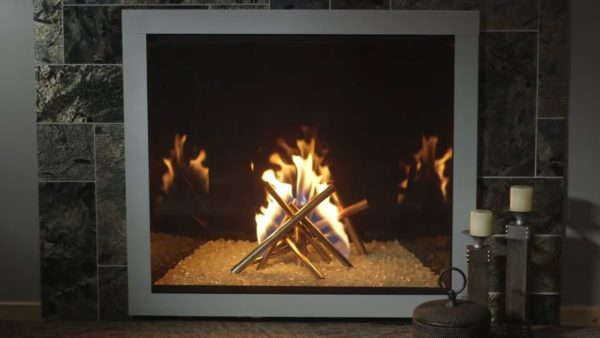 fireplace design dimensions