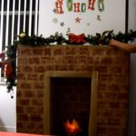 fireplace fake fire