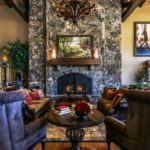 fireplace room design