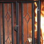 fireplace screens and doors