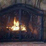 fireplace screens near me