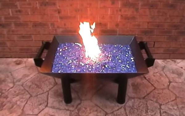 homemade fire pit ideas pictures