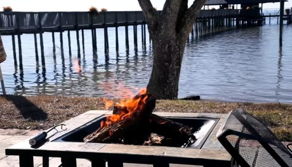 homemade fire pit kits