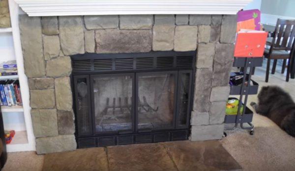 installing fireplace doors