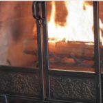 outdoor fireplace screens