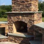 outside fireplace ideas