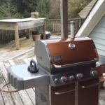 weber grill gas