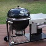 weber propane grill