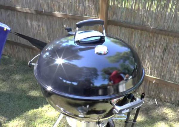 weber q grill