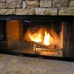 fireplace glass doors amazon_13