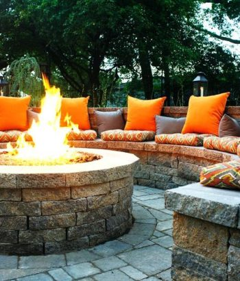 Outdoor fire pits types benefits and features